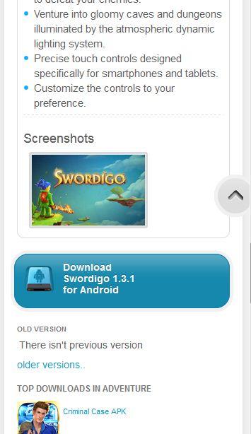 APKTrunk APK Downloader software screenshot